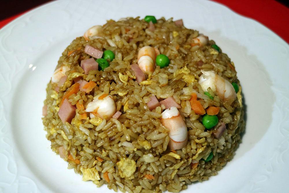 Arroz Cantones restaurante china city
